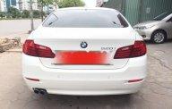 Bán ô tô BMW 5 Series 520i năm 2015, màu trắng, nhập khẩu đẹp như mới giá 1 tỷ 650 tr tại Hà Nội