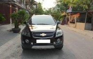 Bán xe Chevrolet Captiva Maxx LTZ 2011, màu đen số tự động, giá chỉ 400 triệu giá 400 triệu tại Tp.HCM