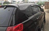 Cần bán lại xe Chevrolet Captiva MT đời 2009, màu đen giá 350 triệu tại Hà Nội