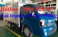 Bán xe tải Kia 1 tấn 9 / 990KG – Kia K200 thùng mui bạt, đời 2018 giá 343 triệu tại Tp.HCM