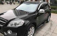 Cần bán gấp Chevrolet Captiva MT sản xuất 2010, màu đen   giá 328 triệu tại Hà Nội