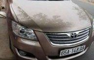 Bán Toyota Camry 2.4 G đời 2007, màu nâu chính chủ giá cạnh tranh giá 560 triệu tại Cần Thơ