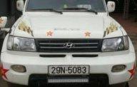 Bán ô tô Hyundai Galloper đời 2001, màu trắng, nhập khẩu nguyên chiếc, 130tr giá 130 triệu tại Hà Nội