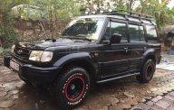 Bán Hyundai Galloper đời 2000, màu đen giá Giá thỏa thuận tại Hà Nội