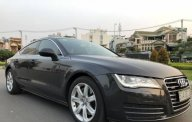 Bán xe Audi A7 đời 2015, màu đen, xe nhập   giá 1 tỷ 300 tr tại Tp.HCM