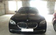 Bán BMW 7 Series 740Li sản xuất năm 2010, màu đen, nhập khẩu, chính chủ giá 1 tỷ 350 tr tại Hải Phòng