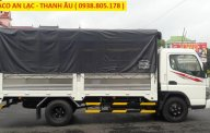 Bán xe tải Canter 6.5/ Canter 6.5 Mitsubishi Fuso, hỗ trợ trả góp 70% giá trị xe, giá tốt nhất Sài Gòn giá 579 triệu tại Tp.HCM