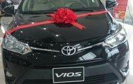 Toyota Hải Dương bán xe Vios 2018 trả góp, màu đen, trả góp giá 490 triệu tại Hải Dương