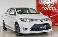 Bán Toyota Vios G TRD sản xuất năm 2018, màu trắng tại Hải Dương giá 560 triệu tại Hải Dương