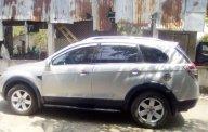 Cần bán Chevrolet Captiva MT đời 2007, màu bạc, giá 320tr giá 320 triệu tại BR-Vũng Tàu