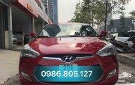 Bán Hyundai Veloster 1.6 AT GDI đời 2011, màu đỏ, xe nhập giá 525 triệu tại Hà Nội