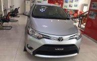 Cần bán xe Toyota Vios 2018, màu bạc giá 505 triệu tại Tp.HCM