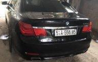 Bán gấp BMW 7 Series 740LI đời 2008, màu đen, xe nhập giá 1 tỷ 600 tr tại Tp.HCM