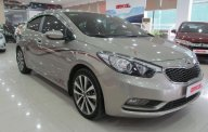 Cần bán Kia K3 1.6MT năm sản xuất 2015, màu trắng giá cạnh tranh giá 484 triệu tại Hà Nội