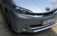 Bán xe Toyota Wish 2011, màu bạc, nhập khẩu giá 590 triệu tại Tp.HCM