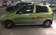 Cần bán xe Daewoo Matiz SE sản xuất 2007, màu xanh   giá 165 triệu tại Tp.HCM
