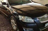 Cần bán Toyota Camry 2.4G đời 2007, màu đen giá cạnh tranh giá 596 triệu tại Tp.HCM