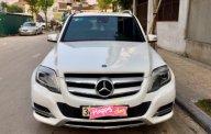 Bán Mercedes GLK 250 4Matic năm sản xuất 2014, màu trắng giá 1 tỷ 220 tr tại Hà Nội