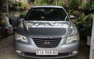 Bán xe Hyundai Sonata 2.0 AT đăng ký 2010, màu xám, nhập khẩu giá 415 triệu tại Tp.HCM