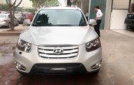 Bán Hyundai Santa Fe SLX 2.0L sx năm 2010 màu bạc, xe nhập giá 740 triệu tại Hà Nội