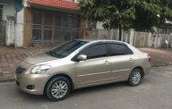 Cần bán Toyota Vios E năm sản xuất 2010, màu vàng giá cạnh tranh giá 290 triệu tại Hà Nội