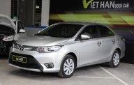 Bán xe Toyota Vios 1.5G AT đời 2017, bạc, 22.000km, giá 568 triệu giá 568 triệu tại Tp.HCM