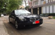 Cần bán xe BMW 5 Series 530i đời 2007, màu xanh lam, nhập khẩu nguyên chiếc chính chủ giá 579 triệu tại Tp.HCM