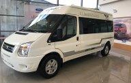 Bán Ford Transit SVP 2018, màu trắng- Hỗ trợ vay tối đa cho KH mua KD, LH 0901.346.072 - Ngọc quyến, giá thương lượng giá 879 triệu tại Tp.HCM