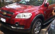 Bán xe Chevrolet Captiva MT đời 2008, màu đỏ số sàn, 285tr giá 285 triệu tại Tp.HCM