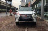 Bán xe Lexus LX 5.7 AT đời 2017, màu trắng, nhập khẩu nguyên chiếc giá 7 tỷ 500 tr tại Hà Nội
