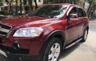 Bán Chevrolet Captiva LTZ 2007, màu đỏ số tự động giá 295 triệu tại Hà Nội