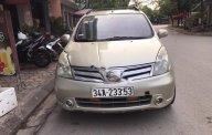 Cần bán Nissan Grand livina AT đời 2010, màu vàng, giá tốt giá 286 triệu tại Hà Nội