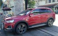 Bán Chevrolet Captiva MT sản xuất năm 2017, màu đỏ giá 860 triệu tại Tp.HCM