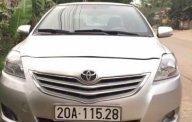 Xe Toyota Vios E năm sản xuất 2010, màu bạc giá tốt giá 278 triệu tại Hà Nội