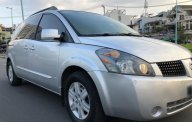 Cần bán Nissan Quest sản xuất 2005, màu bạc, xe nhập số tự động giá 377 triệu tại Tp.HCM