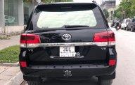 Cần bán xe Toyota Land Cruiser V8 VX 4.6L năm sản xuất 2016, màu đen, xe nhập giá 3 tỷ 850 tr tại Hà Nội