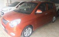 Bán xe Kia New Morning 2009 màu cam, số tự động giá 210 triệu tại Tp.HCM