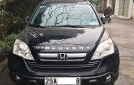 Bán Honda CR V 2.4 năm 2009, màu đen, giá 570tr giá 570 triệu tại Hà Nội
