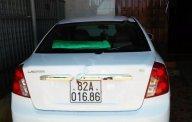Bán ô tô Daewoo Lacetti EX 1.6 MT 2005, màu trắng  giá 190 triệu tại Gia Lai