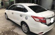 Bán Toyota Vios 1.5E 2017, màu trắng, đúng chất, giá thương lượng, hổ trợ góp giá 528 triệu tại Tp.HCM