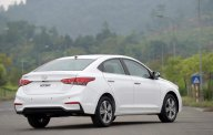 Cần bán Hyundai Accent 1.4 MT đời 2018, màu trắng giá 435 triệu tại Tp.HCM