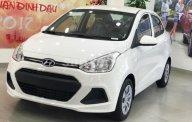 Cần bán xe Hyundai Grand i10 Sedan base sản xuất 2018, màu vàng, 350tr giá 350 triệu tại Bắc Ninh