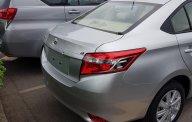 Toyota Vios 1.5E MT màu bạc mới 100%, giá sốc 480 triệu giá 480 triệu tại Hưng Yên