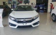 Honda Civic 1.8V 2018, màu trắng, nhập khẩu nguyên chiếc từ Thái, mới chính hãng, giao xe sớm, 0933 87 28 28 giá 763 triệu tại Tp.HCM