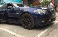 Bán BMW 5 Series 520i đời 2016, màu xanh lam, nhập khẩu nguyên chiếc chính chủ giá 1 tỷ 740 tr tại Hà Nội