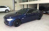 Cần bán gấp BMW 5 Series 520i sản xuất năm 2016, màu xanh lam, xe nhập số tự động giá 1 tỷ 750 tr tại Hà Nội