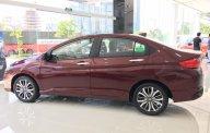 Bán xe Honda City Top sản xuất năm 2018, màu đỏ giá 599 triệu tại Tp.HCM