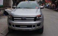 Bán xe Ford Ranger XLS 2.2 MT 4X2 đời 2013, màu bạc, xe nhập giá 450 triệu tại Hà Nội