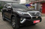 Bán xe Toyota Fortuner G năm sản xuất 2017, màu nâu, nhập khẩu nguyên chiếc giá 1 tỷ 70 tr tại Hà Nội
