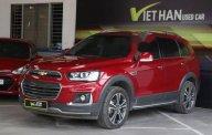 Bán ô tô Chevrolet Captiva REVV LTZ 2.4AT đời 2016, màu đỏ giá 718 triệu tại Tp.HCM